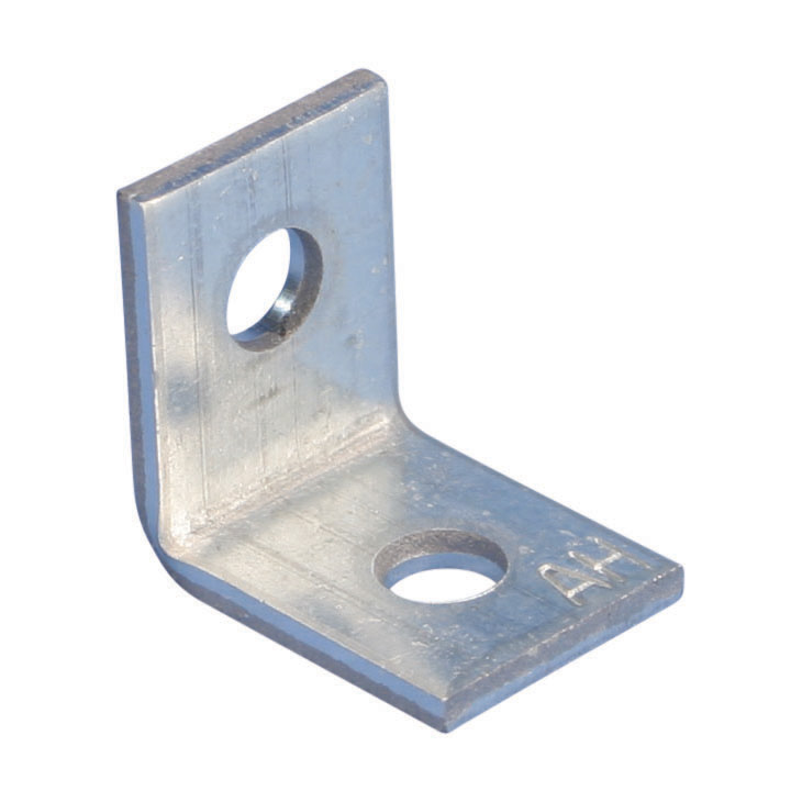 CAD AB ANGLE BRACKET WITH 1/4-IN. HOLES BLN BH7
