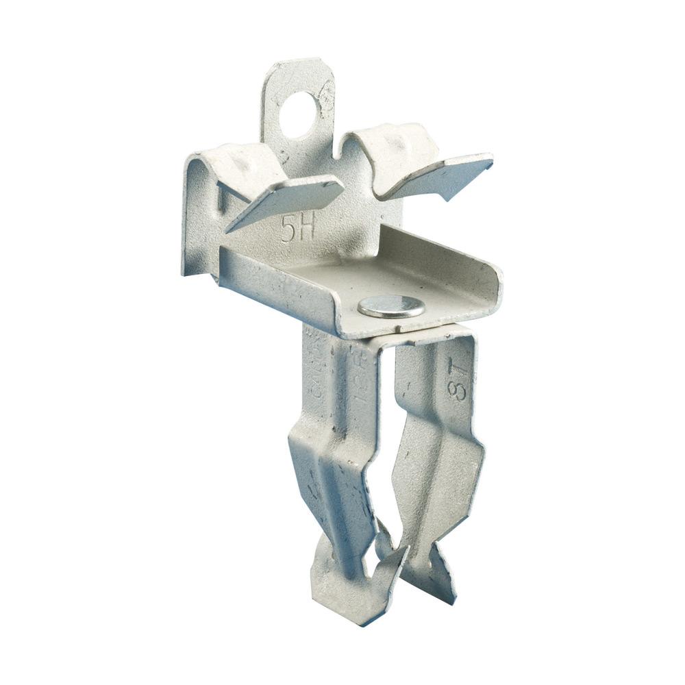 CAD 8P58 CONDUIT CLIP,1/2 FLANGE 5/16-1/2