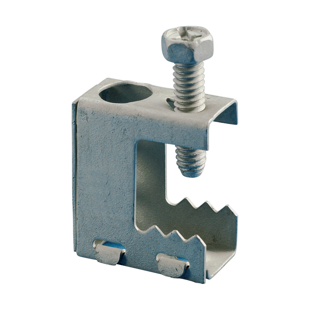 CAD BC CLAMP,BEAM,THRU 1/2 FLANGE