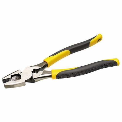 IDE 30-3430 9-1/4IN SIDE-CUTTING PLIER WITH CRIMPING DIE