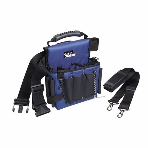 IDE 35-462 JOURNEYMAN ELECTRICIAN'S TOTE WITH REMOVABLE SHOULDER STRAP
