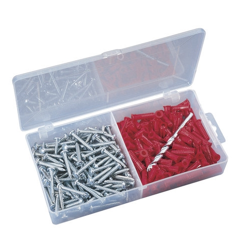 IDE 90-052 FLANG ANCHOR KIT, RED #10
