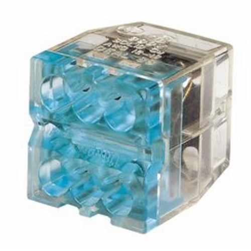 PUSH-IN 12AWG 6-PORT, 100 JAR
