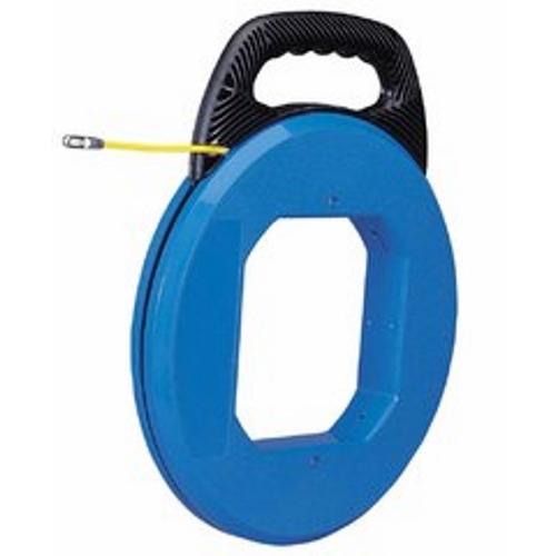 IDEA 31-065 Fish Tape,IDEAL,S-Class,Tuff-Grip Pro,200.000 FT LEN,Eyelet Tape End