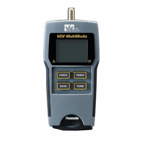 IDE 33-856 VDV MULTIMEDIA CABLE TESTER