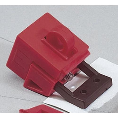 Ideal 44-809 Universal 277V Single-Pole Breaker Lockout (Card of 3)