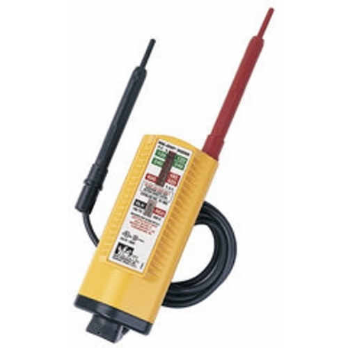Voltage Tester,Ideal,Vol-Test,SOL,C/US UL Listed,CAT III,600.000 V