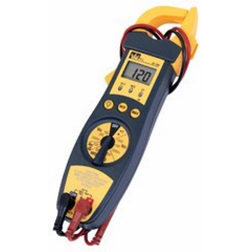IDEAL 61-704 Clamp Meter w/TRMS,NCV,Shaker (w/Carrying Case)