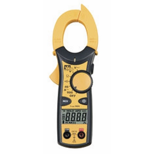 Clamp Meter,Ideal,Clamp-Pro,600 Amp With True RMS,Jaw SZ: 1.250 IN