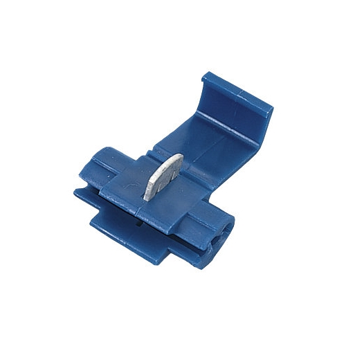 IDEAL 83-3271 Tap Splice Connector, Blue, 16-14AWG, 600V