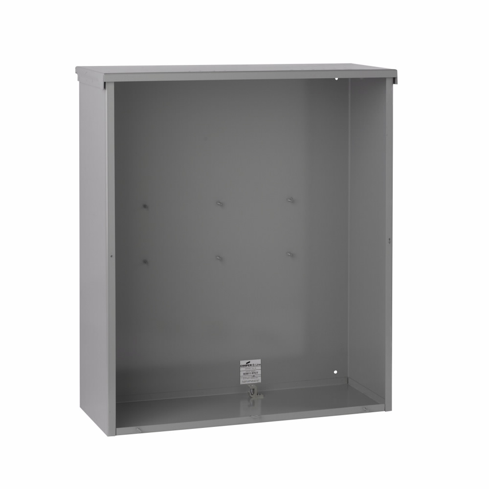 Cooper B-Line,363611 RTCT,N3R CT CABINET 36X36X11