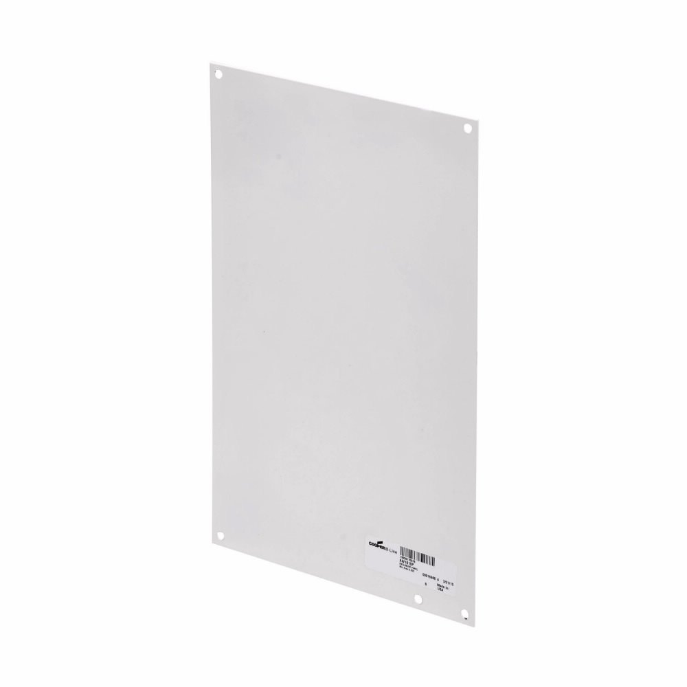 B-Line Series AW66P 6 x 6 Inch Panel for Enclosure