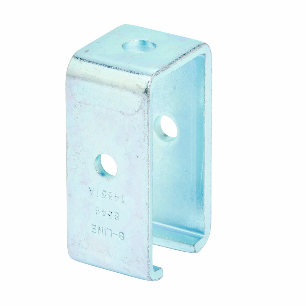 B349ZN B-LINE TROLLEY BEAM SUPPORT, ZINC PLATED 78101153333