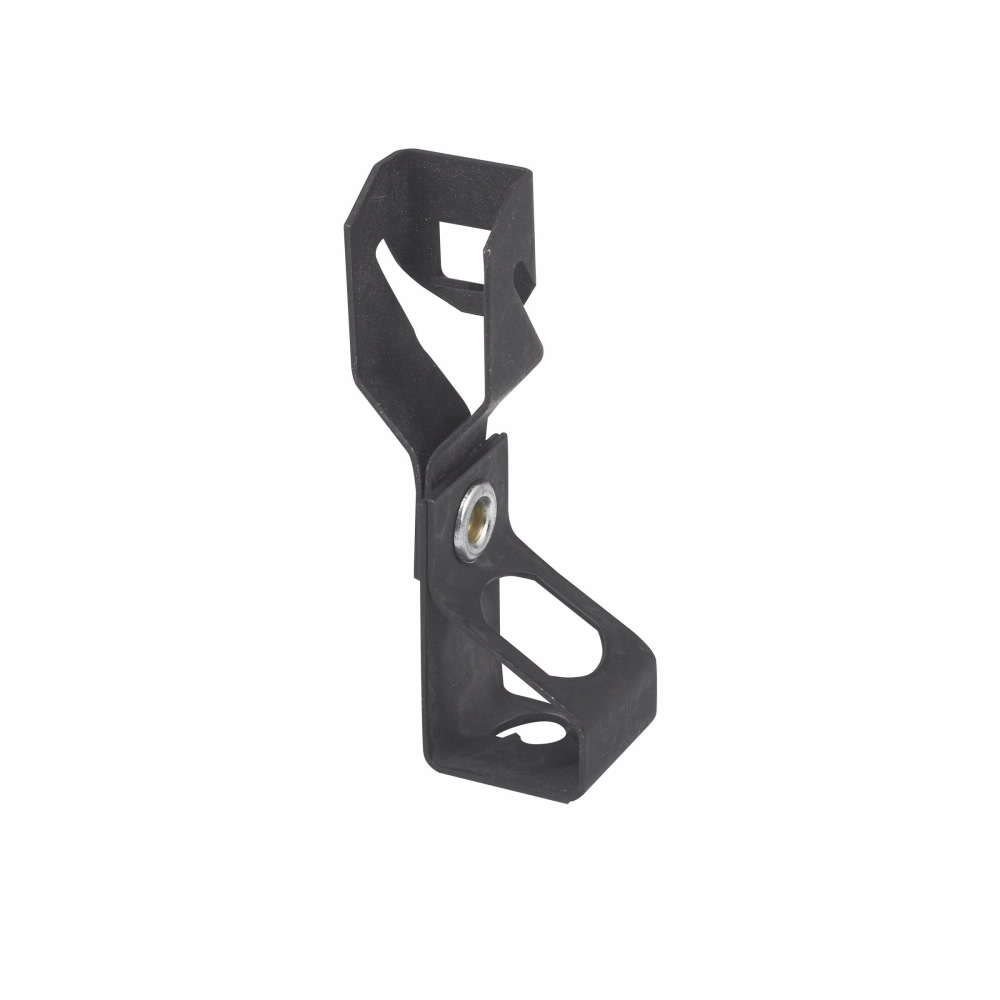 B-Line Series BH5-F12 1/4 and 3/8 Inch Carbon Steel Threaded Z-Purlin Hanger
