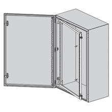 EATON B-LINE SERIES,3024SF,SWING-OUT RACK FRAME, 30X24