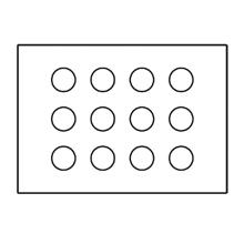 B-LINE PBC12 TYPE 12 AGL FRONT PUSH