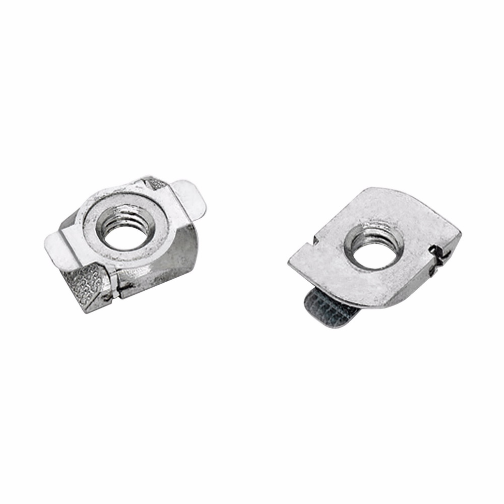4DTN228ZN B-LINE 4D DOVETAIL TWIRL-NUT, 3/8-IN.-16 THREAD, 3/8-IN. NUT, ZINC PLATED 79903858316
