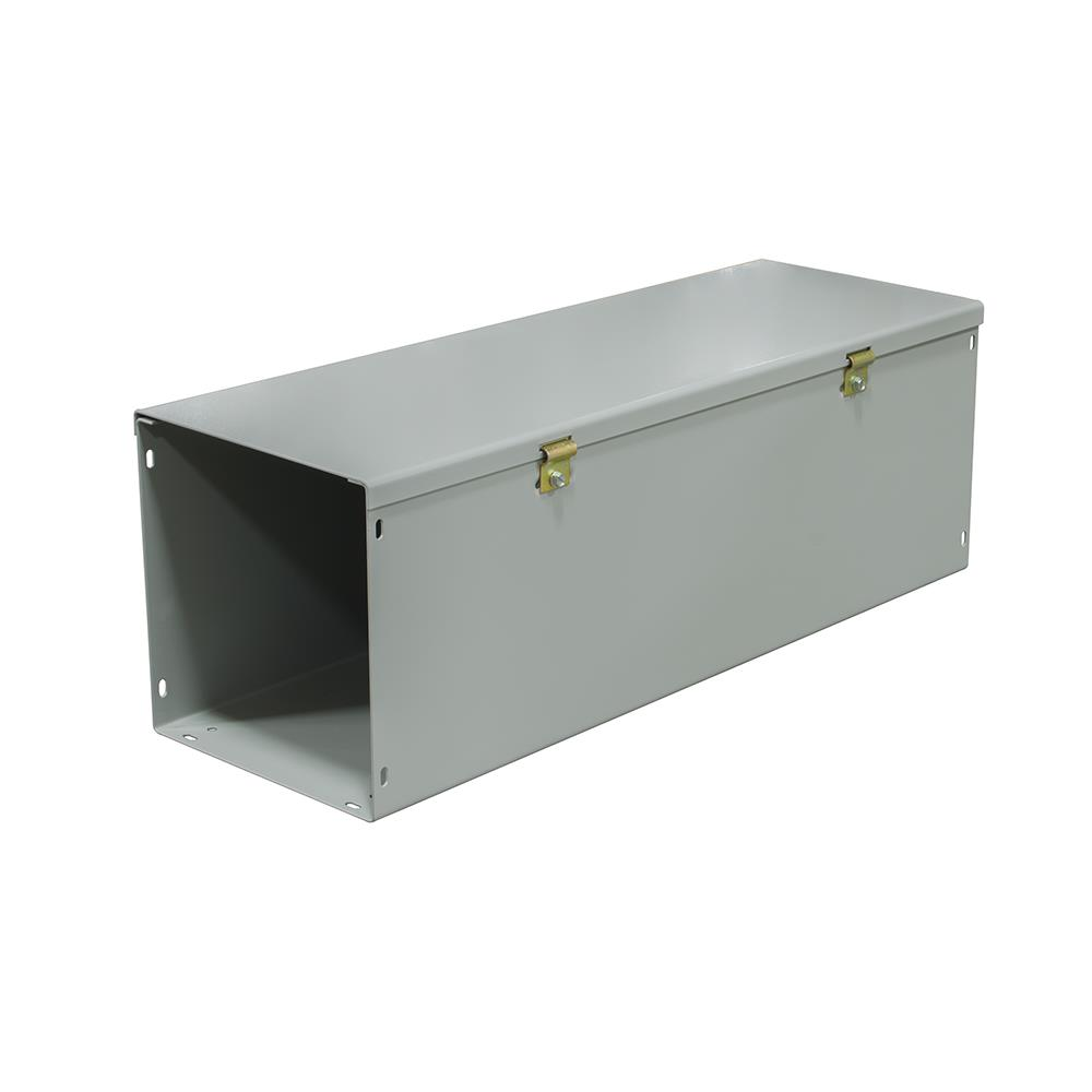 MLB 8836-GHC1-NK HINGE COVER GUTTER TYPE 1