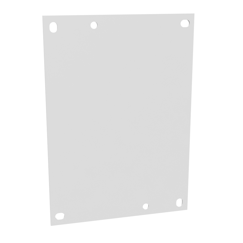 MILBANK A-86SBP 8X6 PANEL ONLY