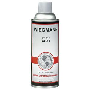 WIEGMANN,WAGSE,Hubbell® Wiegmann® WAGSE Touch-up Paint, 12 oz, Gray