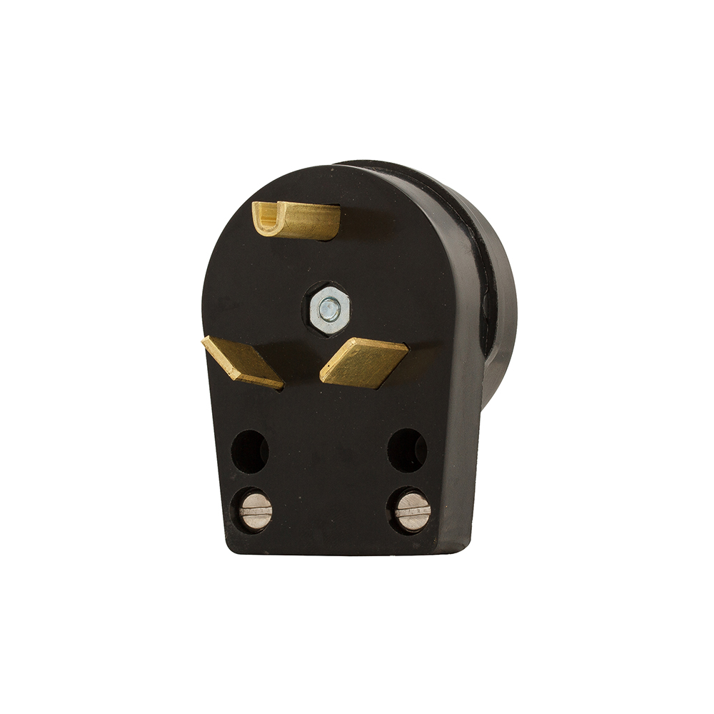 CPW 83-BOX Plug Angle Travel Trailer 30A125V2P3W BK
