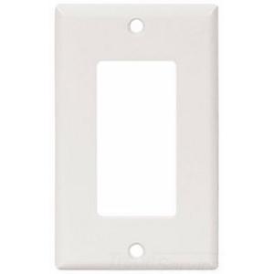 Cooper Industries 2151W-BOX Wallplate 1G Decorator Thermoset Std Wh