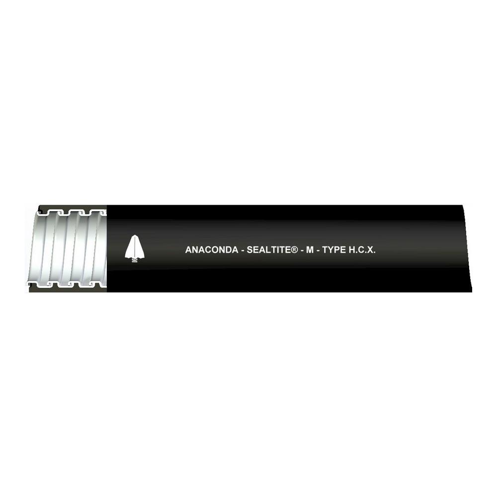 Anaconda,39112,1/2 HCX-BLK 100