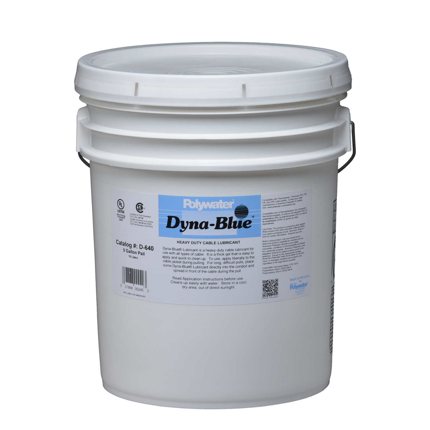 Polywater® D-640
