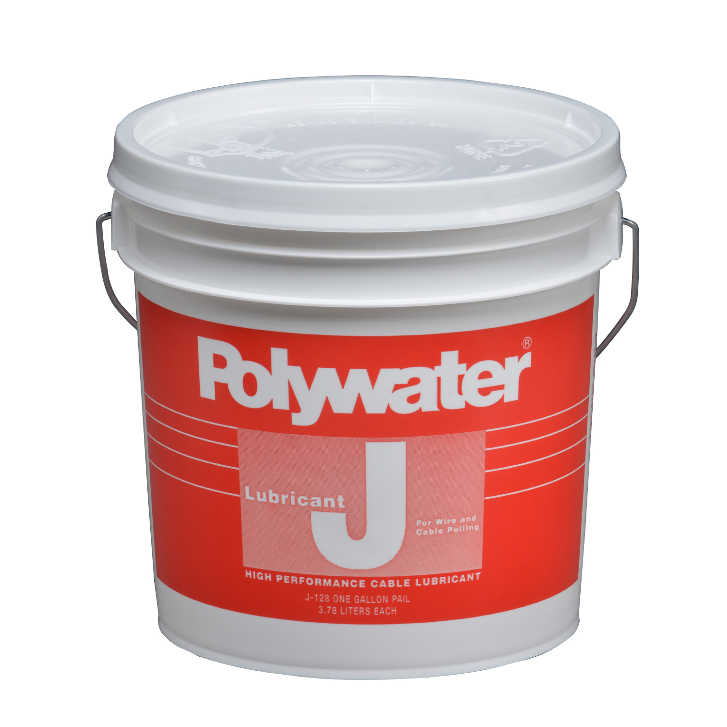J-128 POLYWATER WIRE LUBE 1-GALLON
