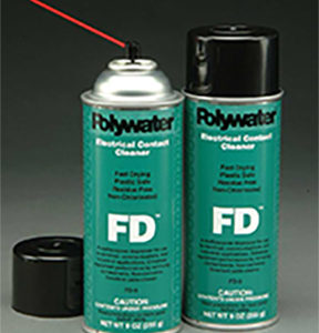 POL FD-9 16-Oz Type FDTM Aerosol (net wt 9 oz)HIGH VOLTAGE CLEANER