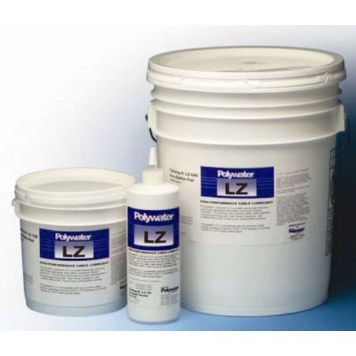 American Polywater,LZ-640,5-Gal Polywater® Lubricant LZ