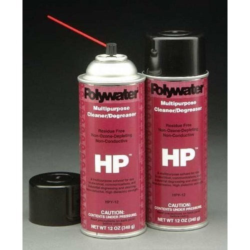 American Polywater,HPY-12,Polywater® HPY-12 Cleaning Solvent, Multi Purpose, Specific Gravity: 0.79