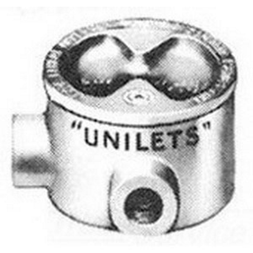 UNILET 1    W/COVER