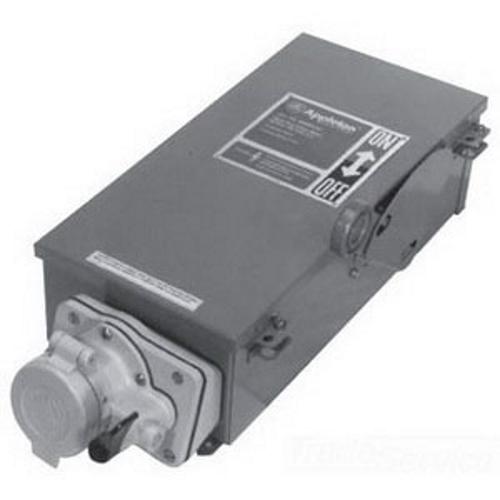 SQ-D RCPT NEMA12 60A FUSED