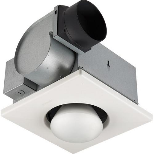 BROAN 162 Single Bulb Heater/Fan