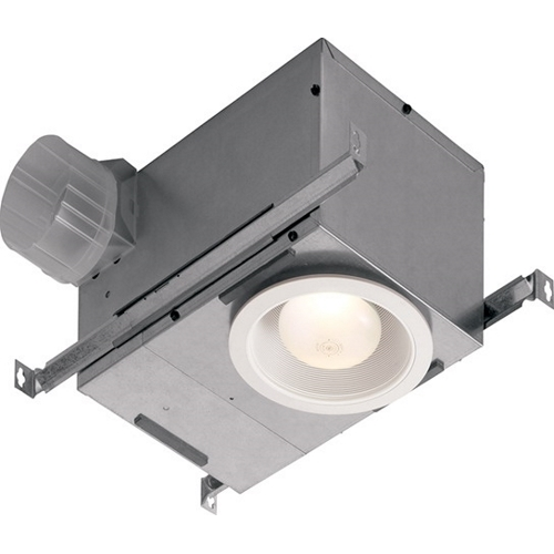BROAN 744 RECESSED LIGHT FAN 70CFM