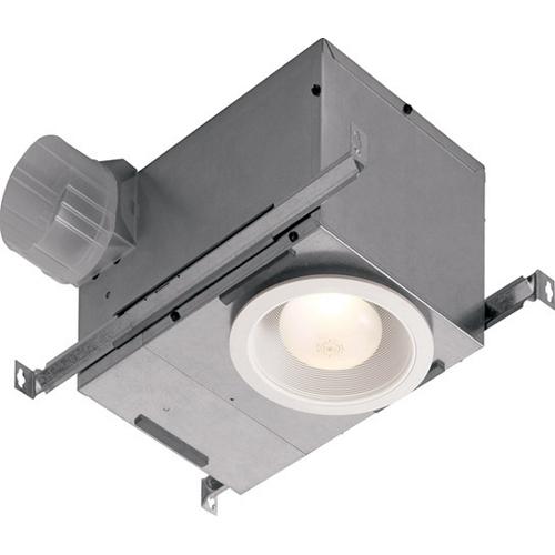 BROAN 744 RECESSED CAN LIGHT W/ FAN