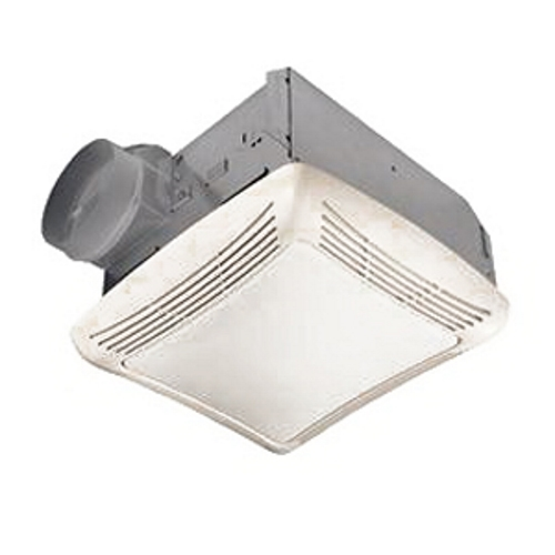 Nutone 769RL Ceiling Ventilation Fan-Light