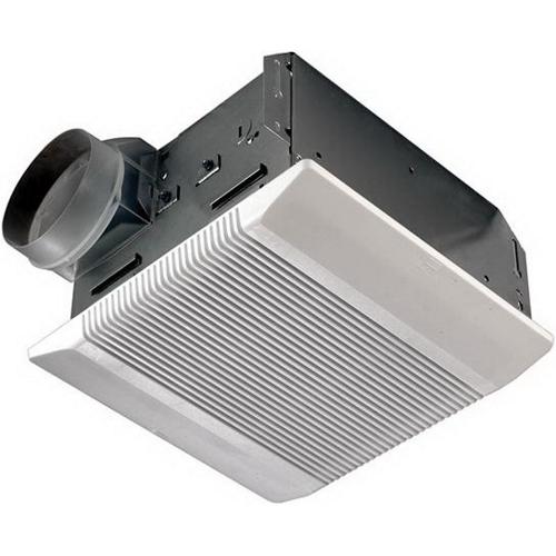 NuTone 8814R Deluxe Decorative Ventilation Bath Ceiling Fan; 110 CFM, 4.0 Sones