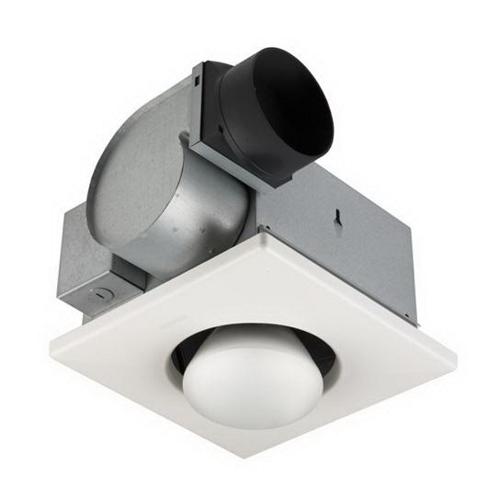 NuTone  9417DN One-Bulb Heat-A-Vent