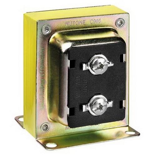 Transformer,Nutone,16 V SCNDRY Voltage,10 VA