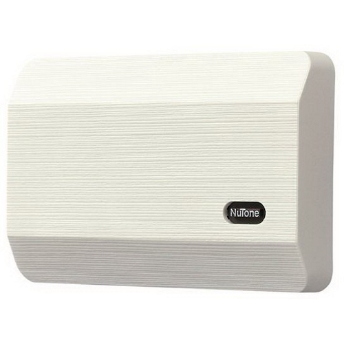 Nutone LA11BG Decorative Wired Two-Note Door Chime, Beige Textured Finish