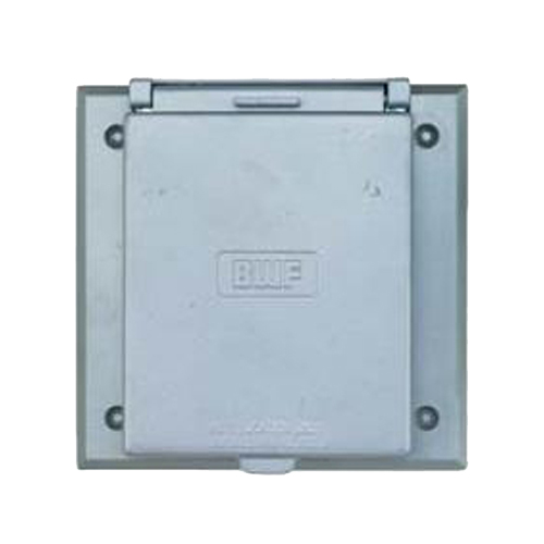 2G 20-50A OUTLET CVR GRY