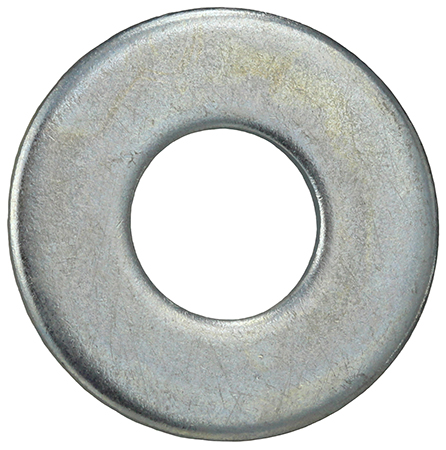 ECHO 37WUSS-PACK(100)L 38FW ECHO 3/8 FLAT WASHER ZINC PLATED