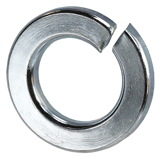 ECHO 14WS-PACK(100)S 349006 ECHO 1/4 SPLIT LOCK WASHER ZINC PLATED