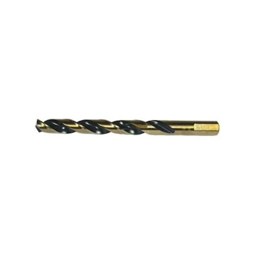 Dottie HS20 High Speed Steel Jobber Length Drill Bit; 5/16 x 4 1/2 In