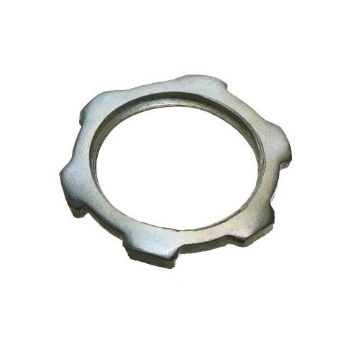 Dottie LN50 1/2 in. Steel Lock Nuts