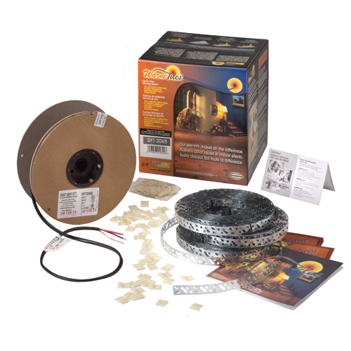 EASY DFT1059 120V BROWN CABLE KIT 55-65 SQ FT