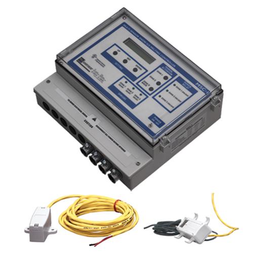 EasyHeat,MSCG-1,MSC-1/MSG-1 CONTROLLER GUTTER