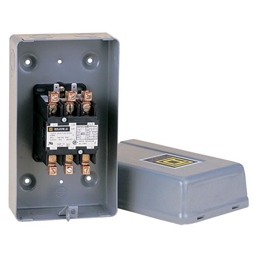 EasyHeat,PC403F,MAG PWR CONTCTR 120V 40A RES